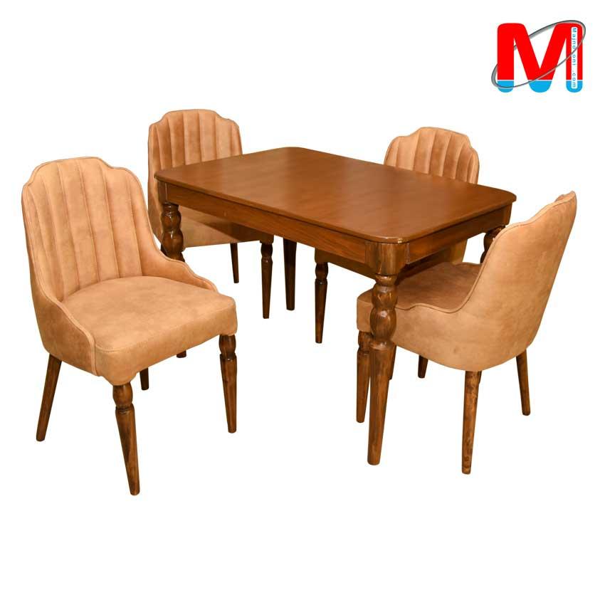 میز ناهار خوری 4 نفره مارال