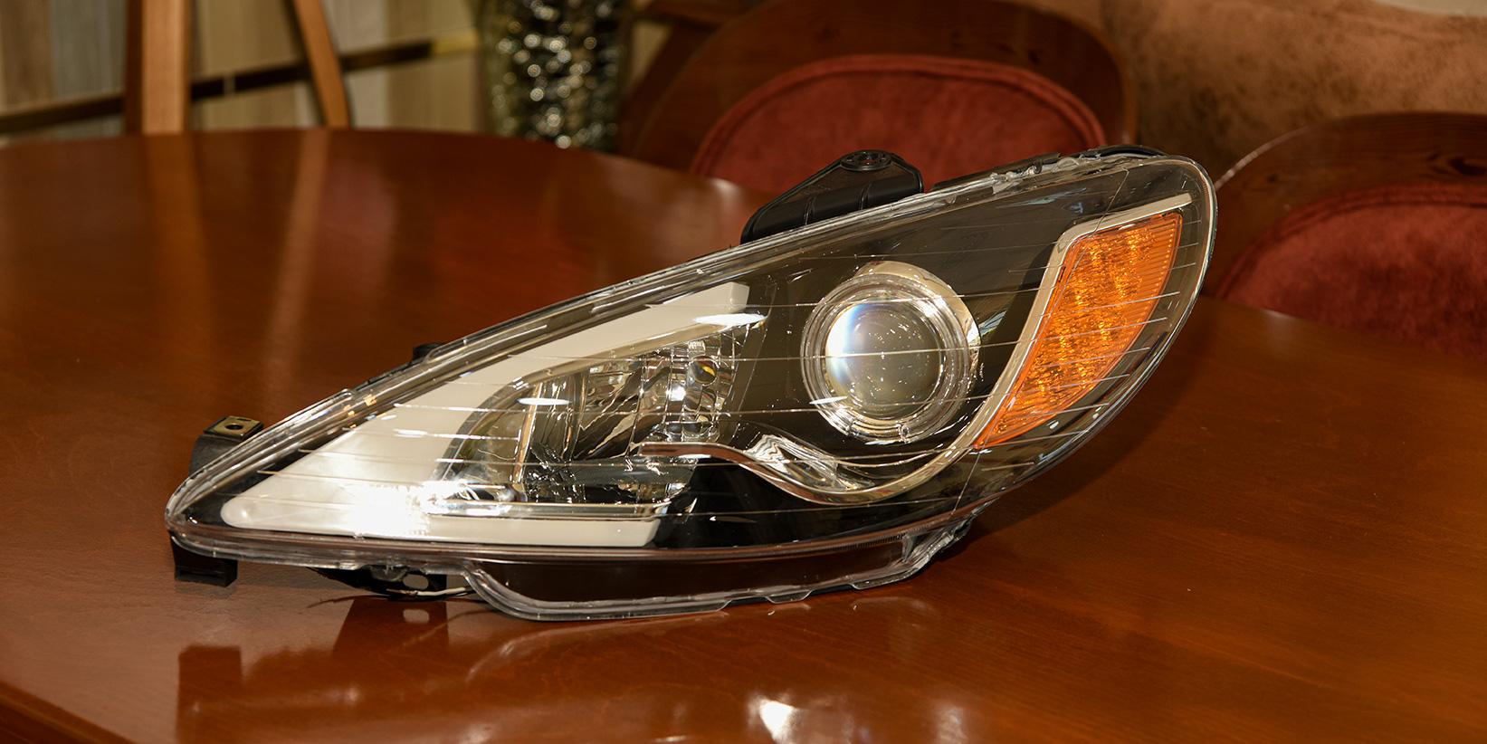 چراغ اسپرت پژو 206 کوپر