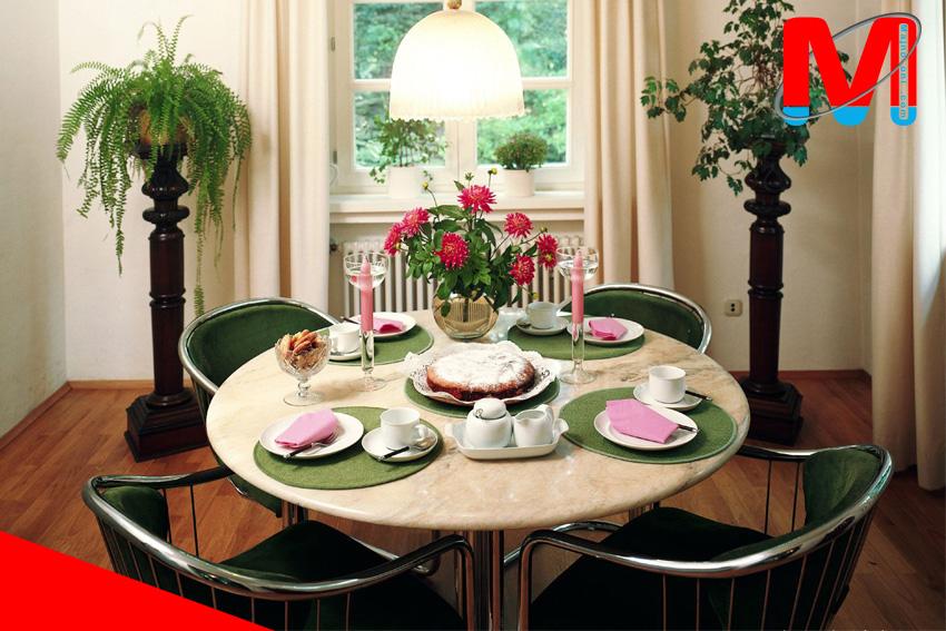 میز غذاخوری 4 نفره مجنونی